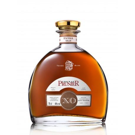 Cognac Carafe XO avec étui