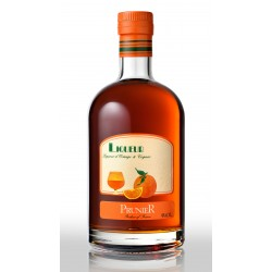 Liqueur d'orange au Cognac