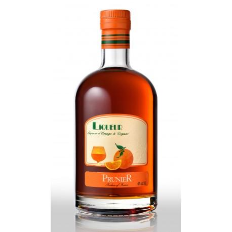 Liqueur d'orange au Cognac