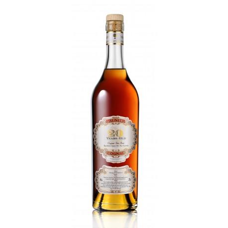 Cognac 20 ans d'âge