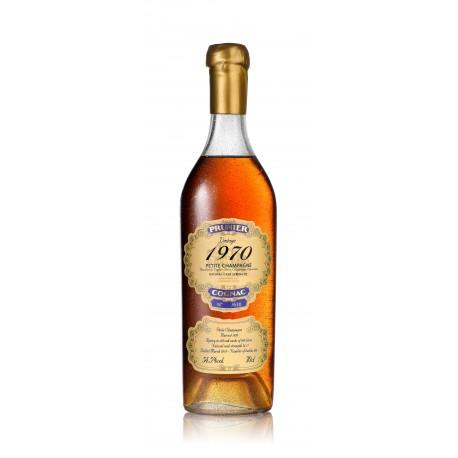 Cognac Petite Champagne 1970 - 54,5°