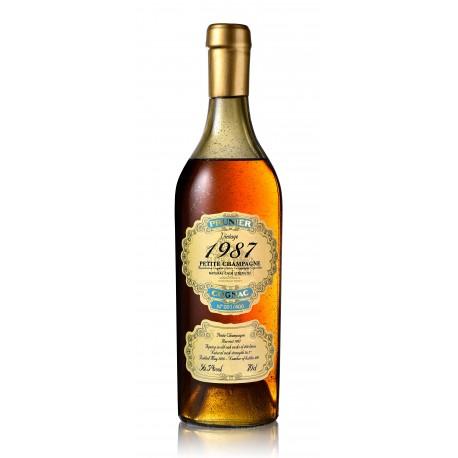 Cognac Petite Champagne 1987 - 56.5°
