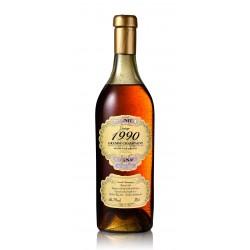 Cognac Grande Champagne 1990 - 46.5°
