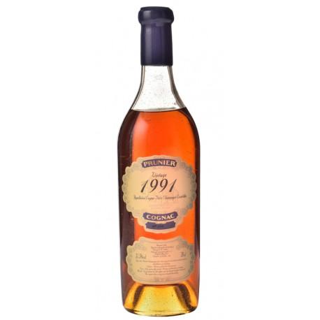 Cognac Petite Champagne 1980