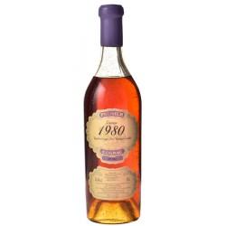 Cognac Petite Champagne 1980 - 54,8°
