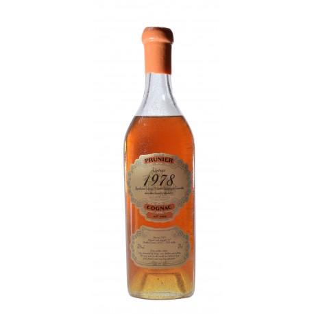 Cognac Grande Champagne 1989 - 46,9°