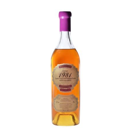 Cognac Grande Champagne 1981 - 42.1°